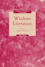 Feminist Companion to Wisdom Literature cover