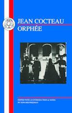 Cocteau: Orphêe cover