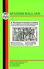 Spanish Ballads cover
