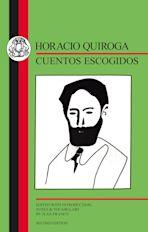 Quiroga: Cuentos Escogidos cover