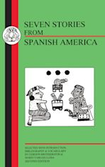 Vargas Llosa: Seven Stories from Spanish America cover