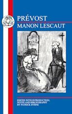 Prévost: Manon Lescaut cover