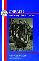 Chraibi: L'Enquête au Pays cover