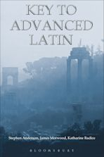 Key to Advanced Latin cover