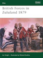 British Forces in Zululand 1879 cover