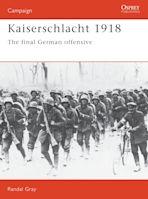 Kaiserschlacht 1918 cover