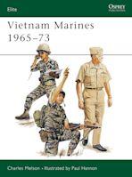 Vietnam Marines 1965–73 cover