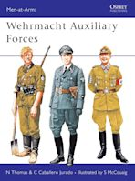 Wehrmacht Auxiliary Forces cover