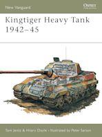 Kingtiger Heavy Tank 1942–45 cover