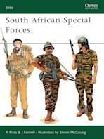 South African Special Forces cover