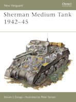 Sherman Medium Tank 1942–45 cover