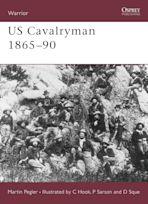 US Cavalryman 1865–90 cover