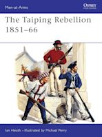 The Taiping Rebellion 1851–66 cover