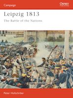 Leipzig 1813 cover