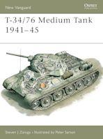T-34/76 Medium Tank 1941–45 cover