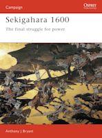 Sekigahara 1600 cover