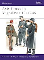 Axis Forces in Yugoslavia 1941–45 cover