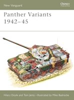 Panther Variants 1942–45 cover