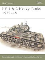 KV-1 & 2 Heavy Tanks 1939–45 cover