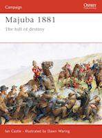 Majuba 1881 cover