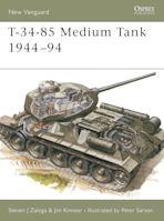 T-34-85 Medium Tank 1944–94 cover