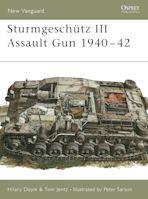 Sturmgeschütz III Assault Gun 1940–42 cover
