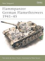 Flammpanzer German Flamethrowers 1941–45 cover
