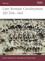 Late Roman Cavalryman AD 236–565 cover
