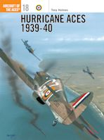 Hurricane Aces 1939–40 cover