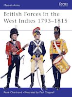 British Forces in the West Indies 1793–1815 cover