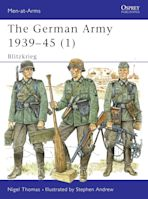 The German Army 1939–45 (1) cover