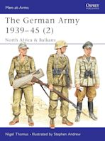The German Army 1939–45 (2) cover