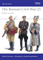 The Russian Civil War (2) cover