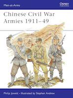 Chinese Civil War Armies 1911–49 cover