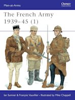 The French Army 1939–45 (1) cover