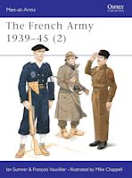 The French Army 1939–45 (2) cover