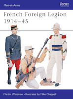 French Foreign Legion 1914–45 cover