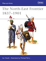 The North-East Frontier 1837–1901 cover