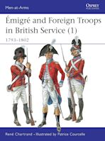 Émigré and Foreign Troops in British Service (1) cover