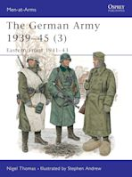The German Army 1939–45 (3) cover