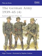 The German Army 1939–45 (4) cover