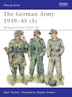 The German Army 1939–45 (5) cover