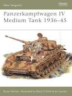 Panzerkampfwagen IV Medium Tank 1936–45 cover