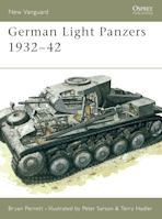 German Light Panzers 1932–42 cover