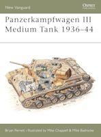 Panzerkampfwagen III Medium Tank 1936–44 cover
