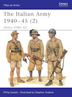 The Italian Army 1940–45 (2) cover