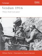 Verdun 1916 cover