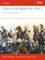 Lützen & Bautzen 1813 cover