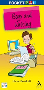 Pocket PAL: Boys and Writing cover