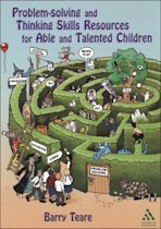 Problem-solving and Thinking Skills Resources for Able and Talented Children cover